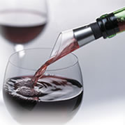 Enter our online store to view the full range of wine accessories. Click here.
