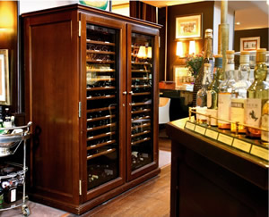 elite ranges wine cabinets eurocave uk. Black Bedroom Furniture Sets. Home Design Ideas