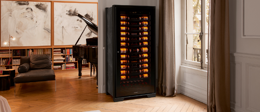 Royale – The best wine cabinet in the world.