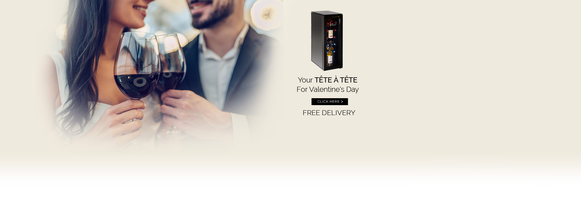 [image] Tete a Tete for Valentine's Day